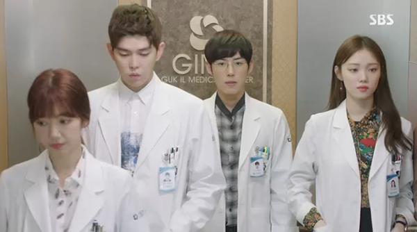 Znalezione obrazy dla zapytania doctors drama yoon do