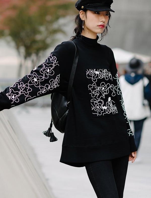 5 xu hướng làm đẹp con gái Hàn lăng xê liên tục tại Tuần lễ thời trang Seoul - Ảnh 15.