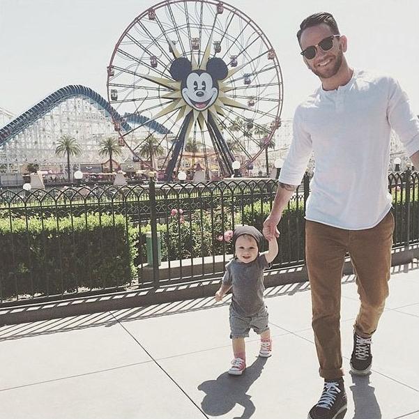 Bạn sẽ thấy vui vẻ hơn bao giờ hết khi xem bộ ảnh bố đưa con đi chơi công viên siêu đáng yêu này! - Ảnh 13.