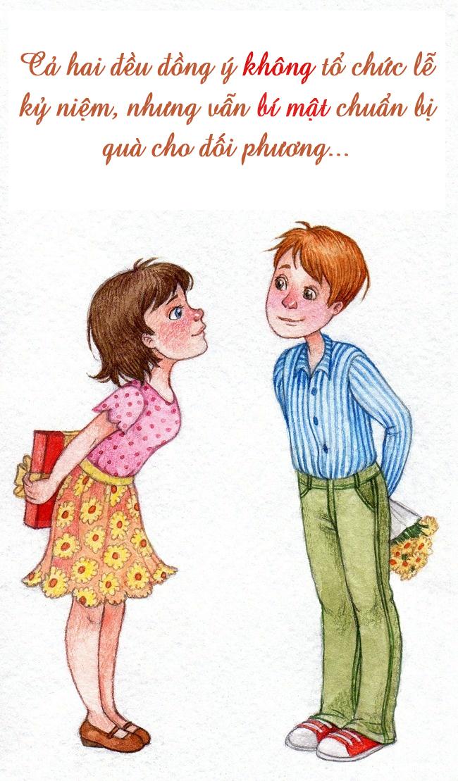 Bộ tranh: 15 hành động nhỏ làm nên điều tuyệt vời của tình yêu - Ảnh 5.