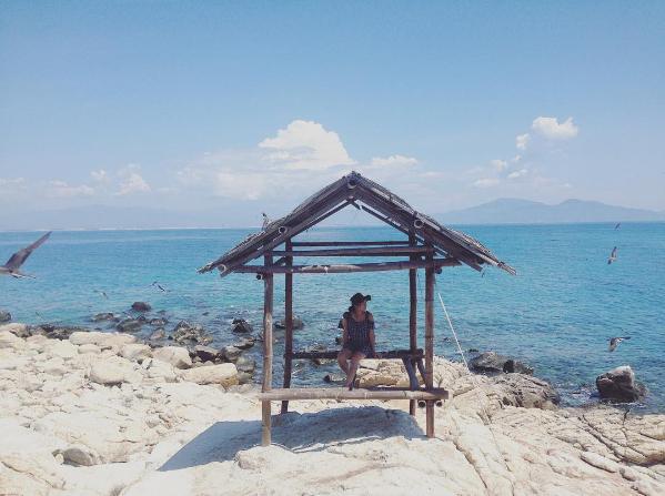 Bãi tắm đôi vô cùng độc đáo ở Nha Trang: Thiên đường trên mặt đất là có thật! - Ảnh 8.