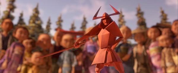 Kubo and the Two Strings - Hơn cả hình ảnh tuyệt đẹp là bài học sâu lắng về tình yêu thương - Ảnh 5.
