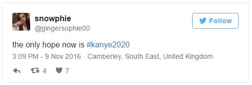 Dân mạng thế giới bất ngờ ủng hộ Kanye West tranh cử Tổng thống Mỹ - Ảnh 3.