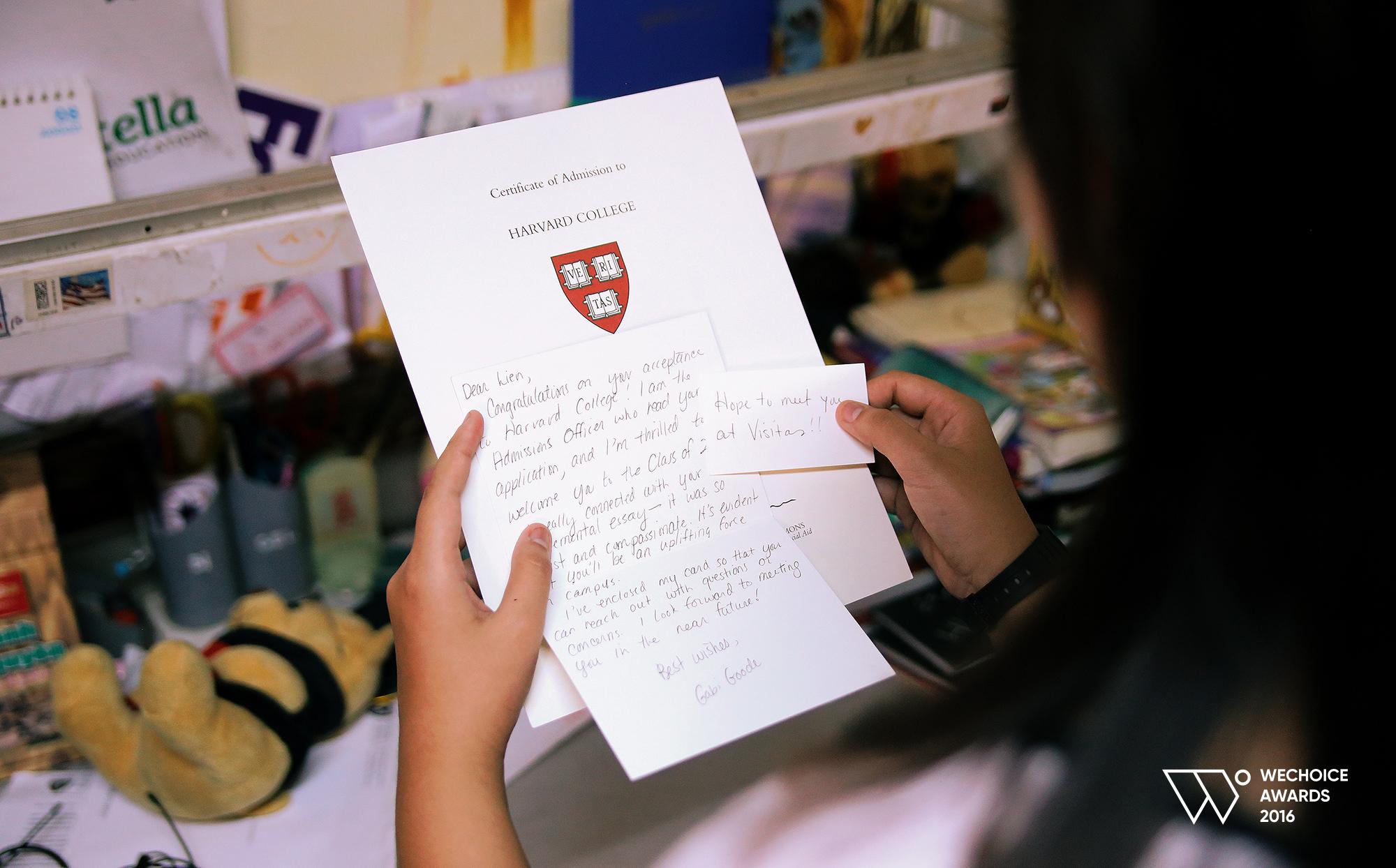 """Con gái cô lao công đạt học bổng 7 tỷ Harvard: """"Dù đi theo con đường nào, điều mình làm sẽ luôn có ích - Ảnh 10."""