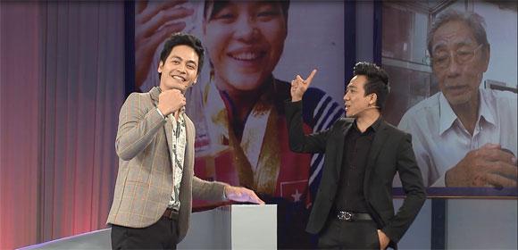 Trước khi thành soái ca quốc dân, MC Phan Anh cũng là một ông bố được khán giả cực yêu thích - ảnh 1