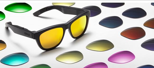 Không chỉ giúp bạn đẹp trai, chiếc kính mát này còn có thể phát nhạc mà chả cần tai nghe - Ảnh 7.