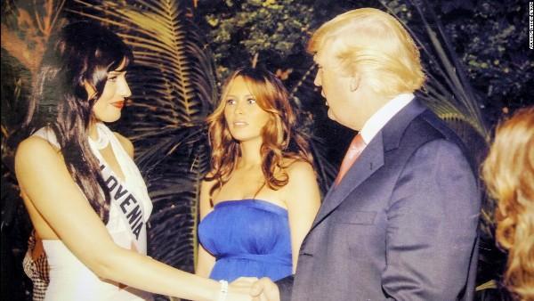 Vợ Donald Trump: Từ người mẫu nóng bỏng trở thành Đệ nhất phu nhân Mỹ - Ảnh 8.