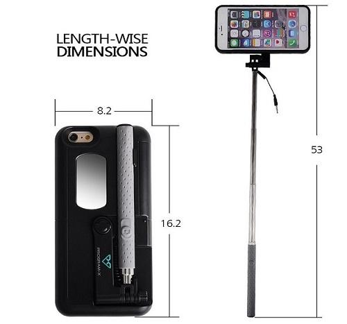 Những chiếc ốp lưng iPhone 2 trong 1 không thể thiếu cho dân sống ảo - Ảnh 4.