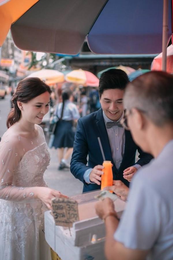 Bộ ảnh đưa nhau đi ăn khắp thế gian khiến bạn xem là muốn cưới - Ảnh 4.