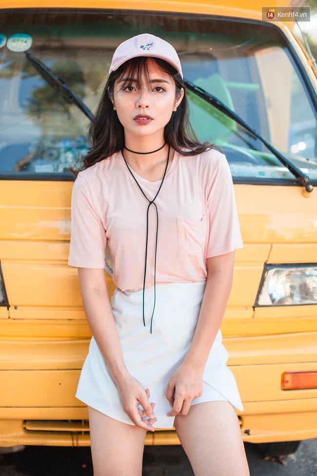 6 combo áo & vòng cổ đang được con gái Việt diện đi diện lại - Ảnh 14.