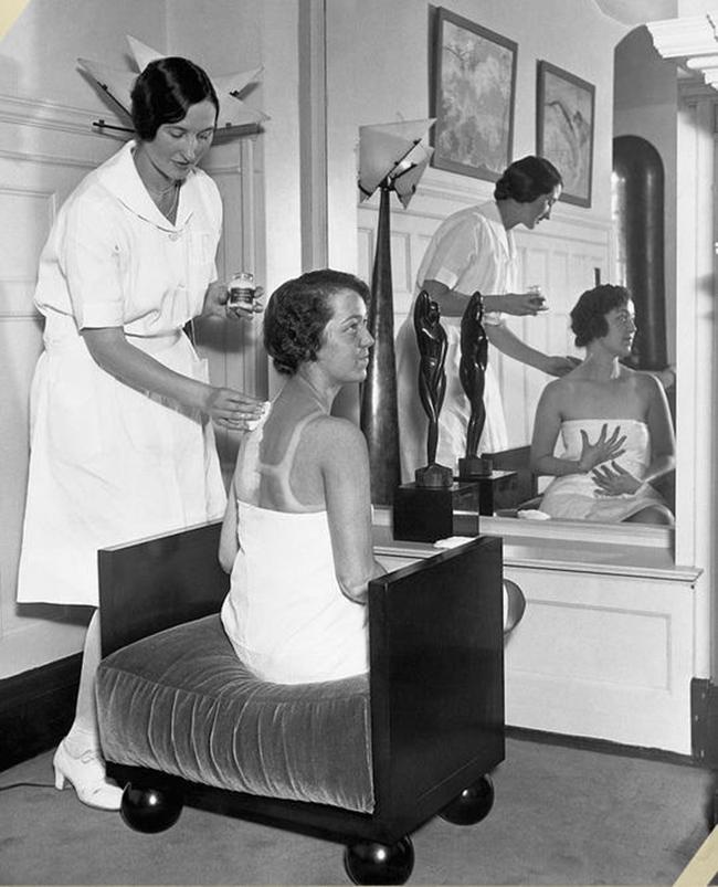 Trung tâm thẩm mỹ dành cho phái đẹp những năm 1930 trông như thế nào? - Ảnh 10.