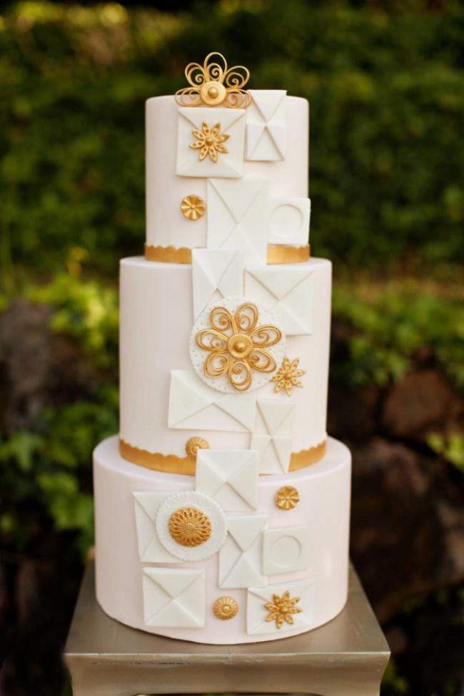 16 chiếc bánh cưới đẹp mắt lấy cảm hứng từ phim hoạt hình Disney - Ảnh 7.