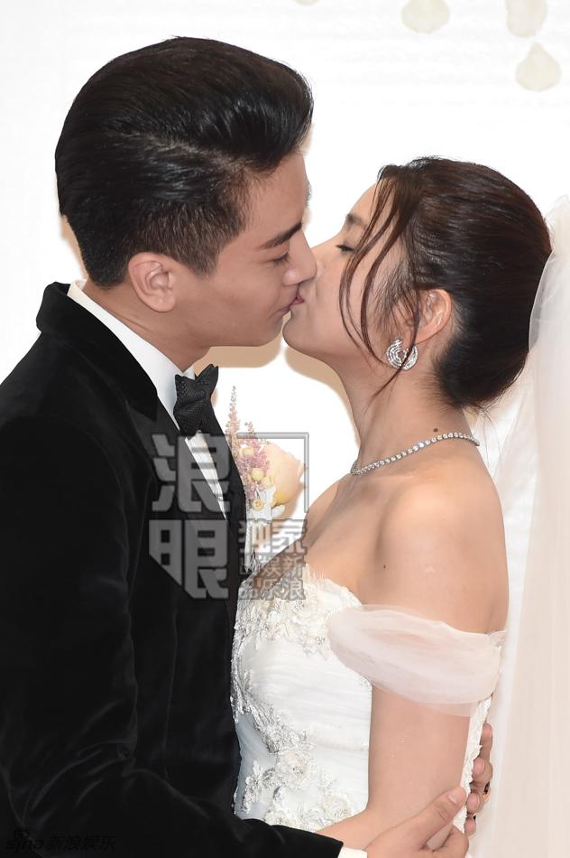 Những hình ảnh đẹp ngây ngất của đám cưới Trần Hiểu - Trần Nghiên Hy - Ảnh 16.