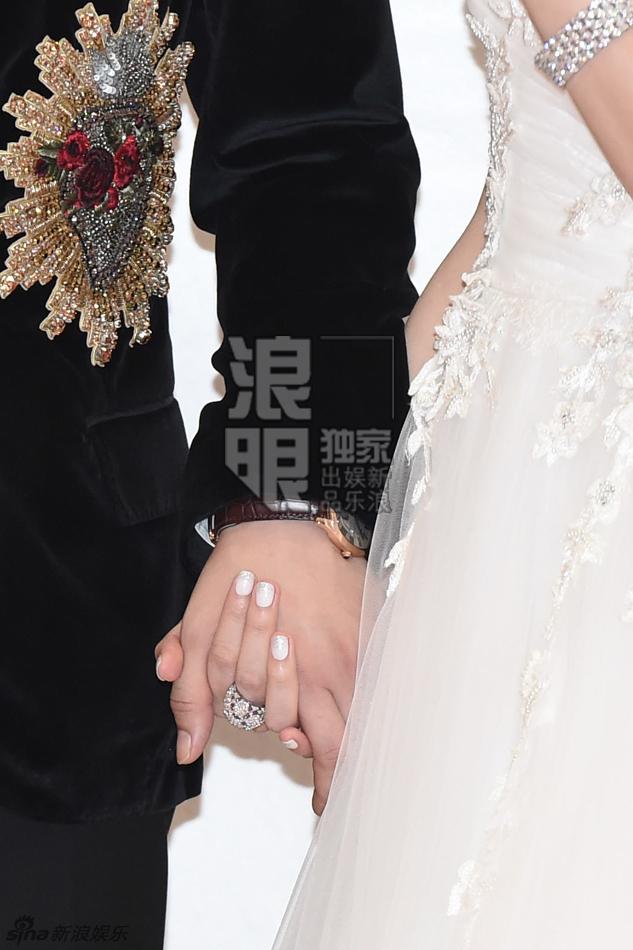 Những hình ảnh đẹp ngây ngất của đám cưới Trần Hiểu - Trần Nghiên Hy - Ảnh 17.