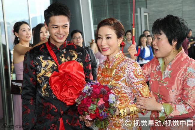 Làng giải trí Hoa ngữ 2016: Đám cưới chóng vánh, ngoại tình thả phanh - Ảnh 9.