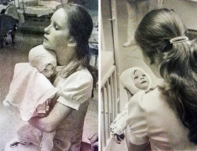 Cô bé bị bỏng được nữ y tá xinh đẹp cứu sống, 38 năm sau điều kỳ diệu đã đến - Ảnh 2.