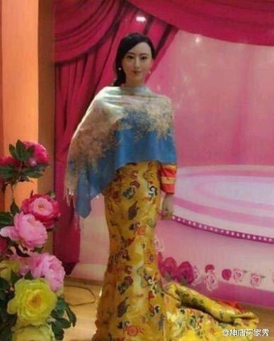 Cười bể bụng với những bức tượng sáp mô phỏng nữ hoàng thị phi Phạm Băng Băng - Ảnh 7.