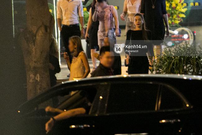 Hồ Ngọc Hà bị bắt gặp lái xe của đại gia Chu Đăng Khoa đi dự sự kiện - Ảnh 12.