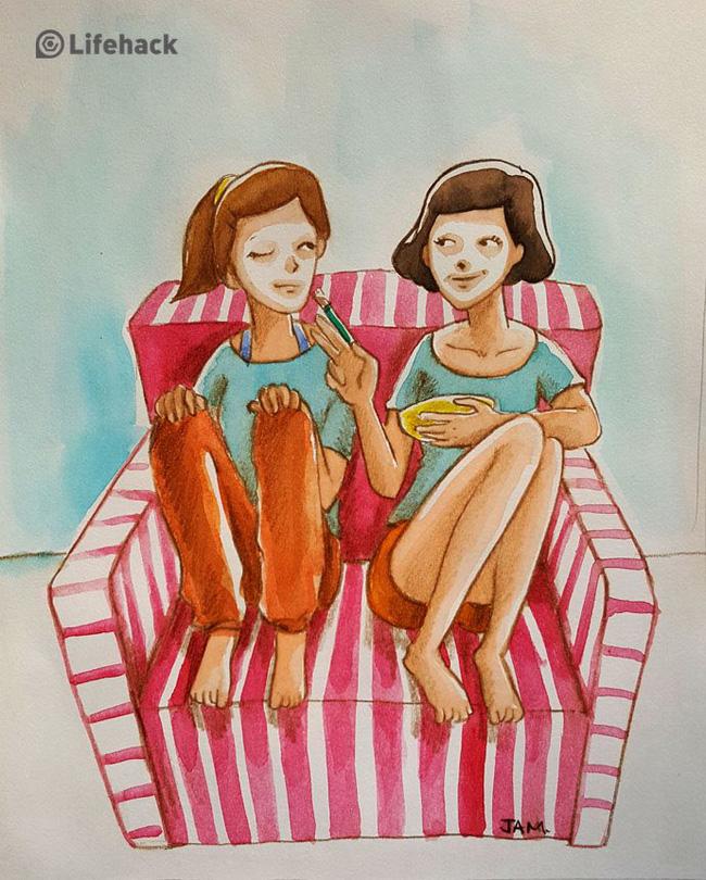Bà mẹ tâm lý nhất năm: Giúp con gái cưa đổ cả nam thần - Ảnh 1.