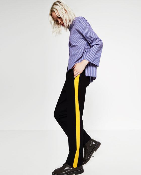 Chiếc quần Zara này đang được các fashionista thế giới thi nhau diện và nó có bán tại store Zara Việt Nam - Ảnh 16.