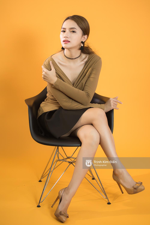 Cười ngất khi Hương Giang Idol nói về