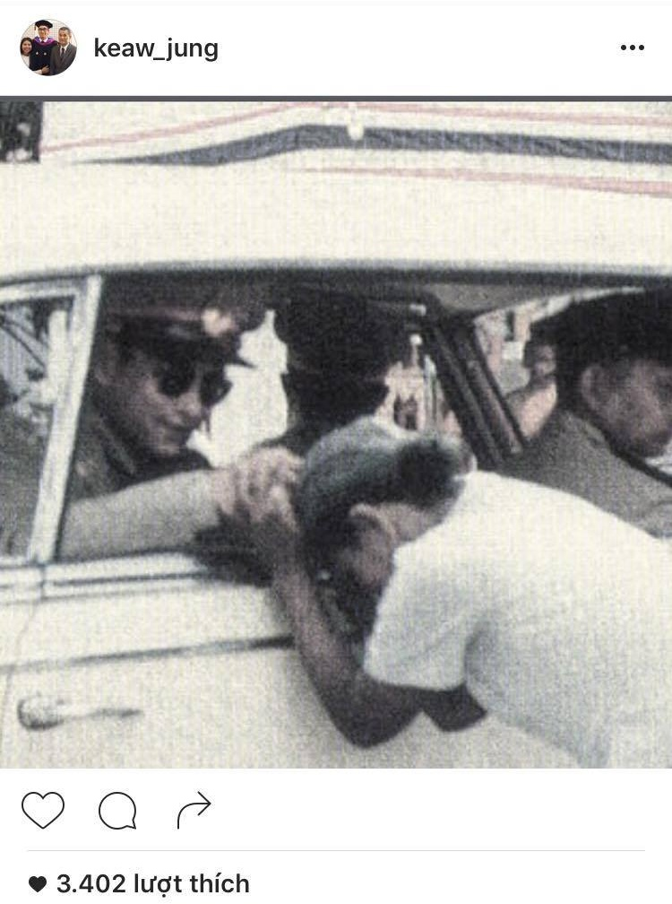 Sao Thái Lan đau buồn, bày tỏ thương tiếc trước sự ra đi của Quốc Vương Bhumibol