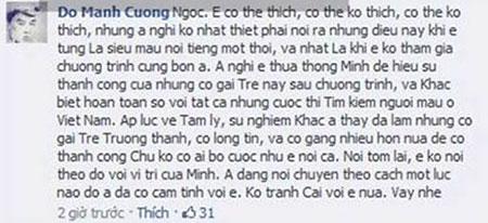 Hà Anh, Xuân Lan, Đỗ Mạnh Cường - Khi mọi người cũ quay lưng với Vietnams Next Top Model - Ảnh 7.