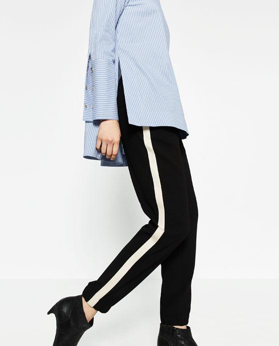 Chiếc quần Zara này đang được các fashionista thế giới thi nhau diện và nó có bán tại store Zara Việt Nam - Ảnh 17.