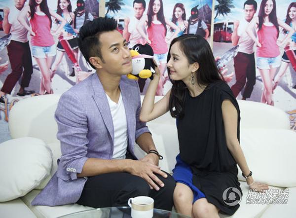 Trước khi có scandal ngoại tình chấn động, Dương Mịch - Lưu Khải Uy đã ngọt ngào và hạnh phúc thế này! - Ảnh 23.