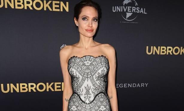 Angelina Jolie giờ đây chỉ còn 34 kg dù cao gần 1m70? - Ảnh 8.