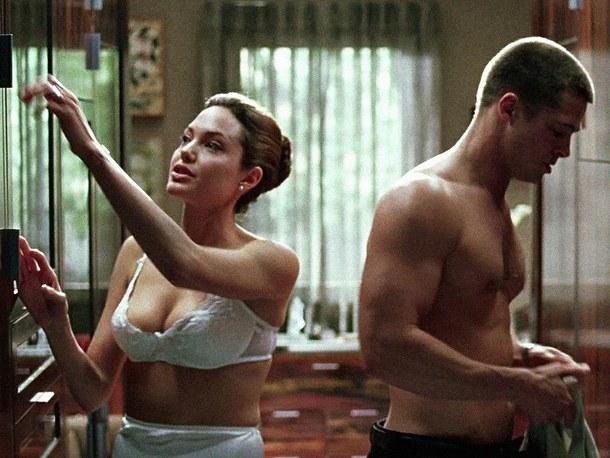 Chuyện chăn gối lạnh nhạt khiến tình cảm Angelina Jolie và Brad Pitt rạn nứt? - Ảnh 1.