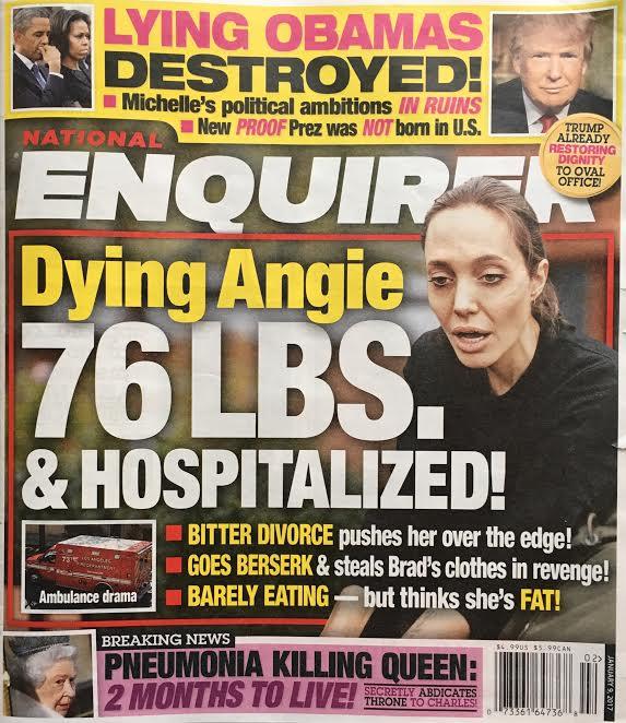 Angelina Jolie giờ đây chỉ còn 34 kg dù cao gần 1m70? - Ảnh 5.