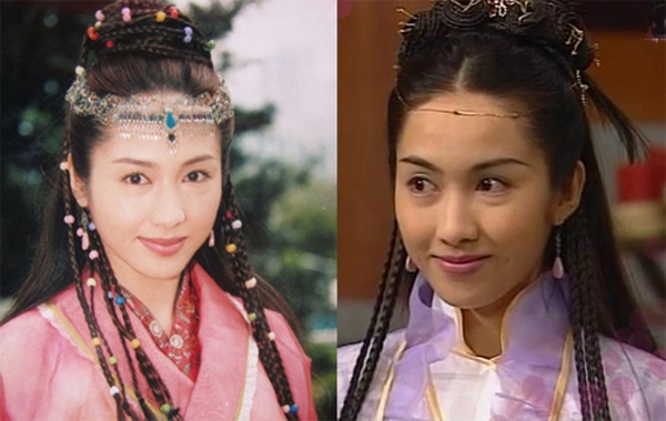 Những bộ phim Kim Dung được tái dựng ăn khách nhất của TVB - Ảnh 15.