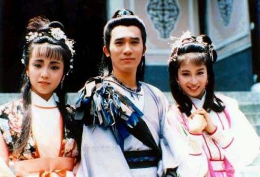 Những bộ phim Kim Dung được tái dựng ăn khách nhất của TVB - Ảnh 2.