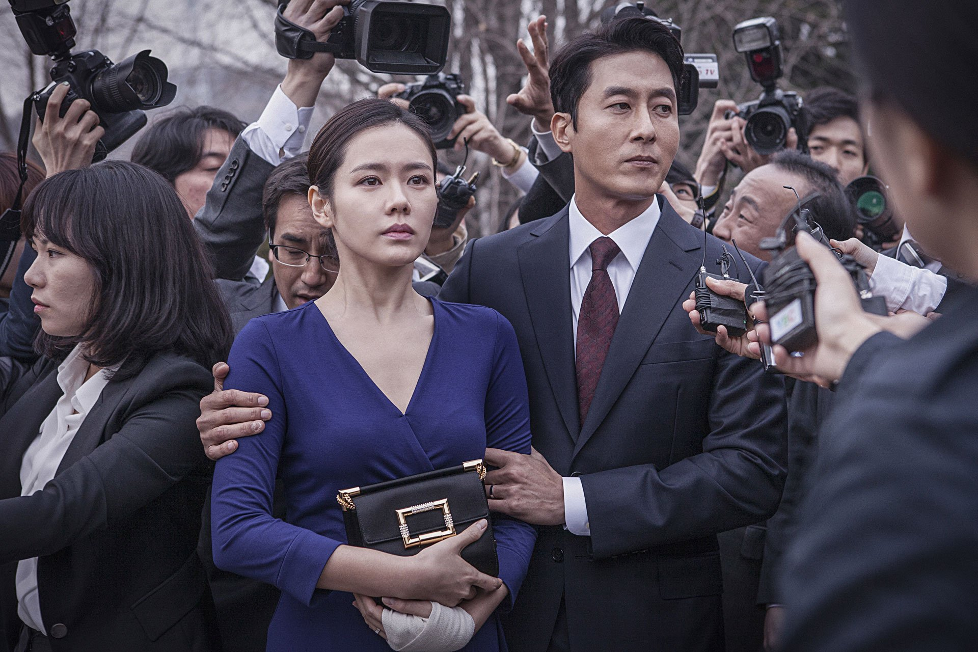The Truth Beneath - Người mẹ Son Ye Jin đối đầu những thách thức phản đạo đức