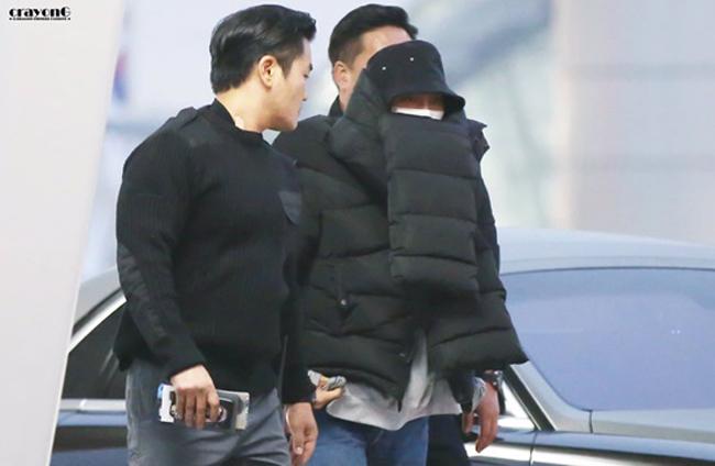 G-Dragon & Rihanna cùng có mùa đông không lạnh với mốt áo phao khổng lồ - Ảnh 2.