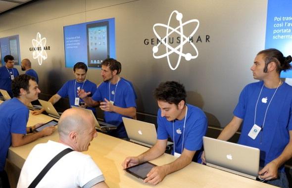 Những điều kỳ quặc chỉ gặp khi làm việc tại Apple Store - Ảnh 2.