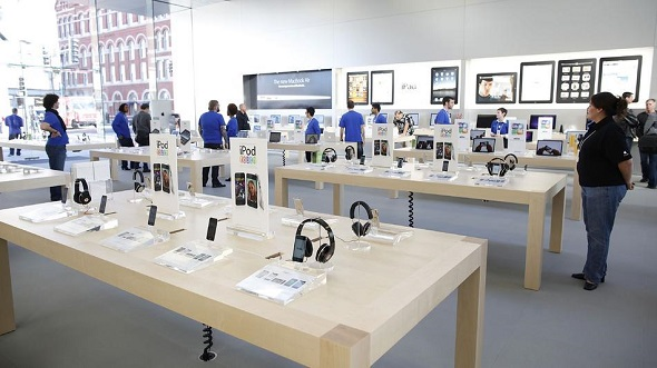 Những điều kỳ quặc chỉ gặp khi làm việc tại Apple Store - Ảnh 1.
