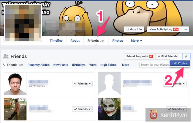 Làm theo hướng dẫn này, tha hồ thả thính trên Facebook mà chả ai phát hiện - Ảnh 3.
