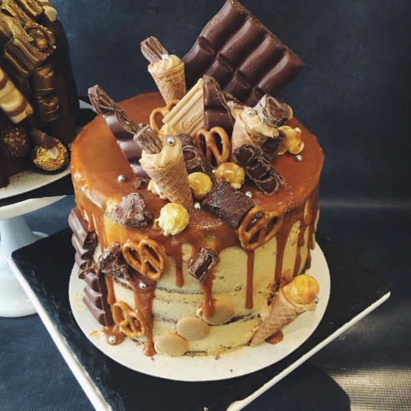 Đây là menu bánh ngọt ngon nhất nước Anh, bạn muốn thử không? - Ảnh 5.