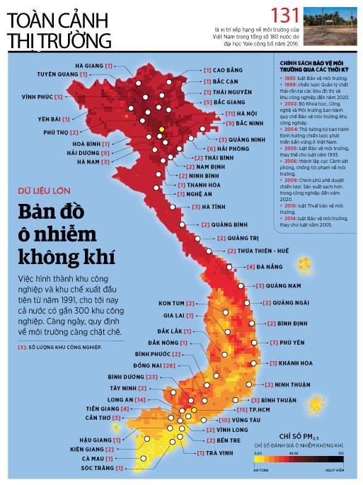 Vì sao Việt Nam lại có mặt trong danh sách điểm đen về ô nhiễm không khí trên thế giới? - Ảnh 2.