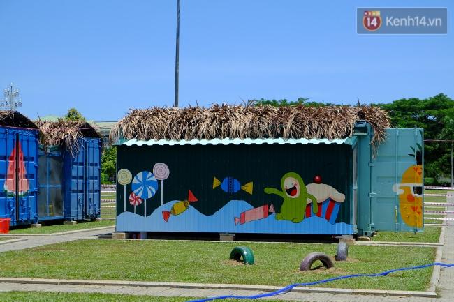 Nhà bán trú container - tạo ra niềm vui cho các em nhỏ vùng cao đôi khi chỉ cần chút sắc màu như thế! - Ảnh 2.