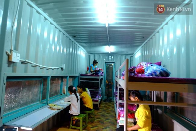 Nhà bán trú container - tạo ra niềm vui cho các em nhỏ vùng cao đôi khi chỉ cần chút sắc màu như thế! - Ảnh 9.