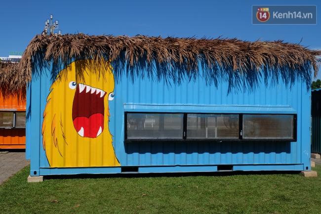 Nhà bán trú container - tạo ra niềm vui cho các em nhỏ vùng cao đôi khi chỉ cần chút sắc màu như thế! - Ảnh 5.