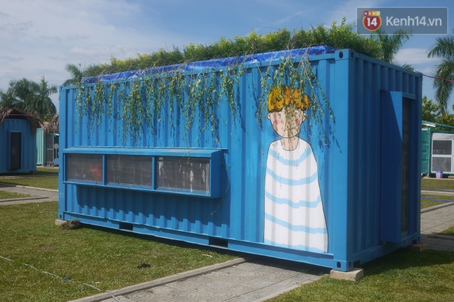 Nhà bán trú container - tạo ra niềm vui cho các em nhỏ vùng cao đôi khi chỉ cần chút sắc màu như thế! - Ảnh 6.