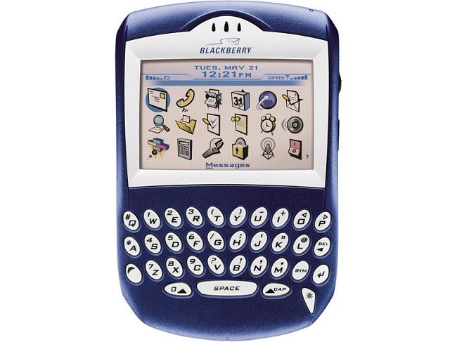 12 chiếc điện thoại BlackBerry từng khiến biết bao con tim yêu công nghệ rung động - Ảnh 2.