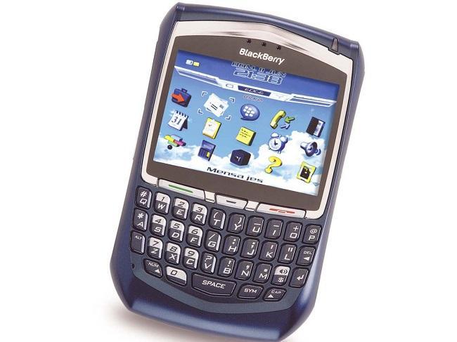12 chiếc điện thoại BlackBerry từng khiến biết bao con tim yêu công nghệ rung động - Ảnh 4.
