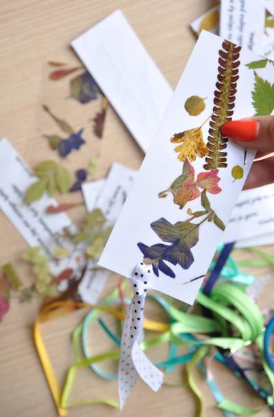 Ai hay đọc sách thì đừng bỏ qua mẫu bookmark cực đẹp từ hoa khô này - Ảnh 8.