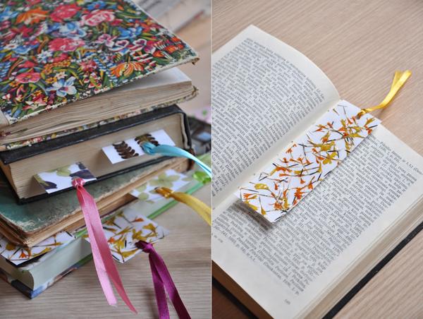 Ai hay đọc sách thì đừng bỏ qua mẫu bookmark cực đẹp từ hoa khô này - Ảnh 10.