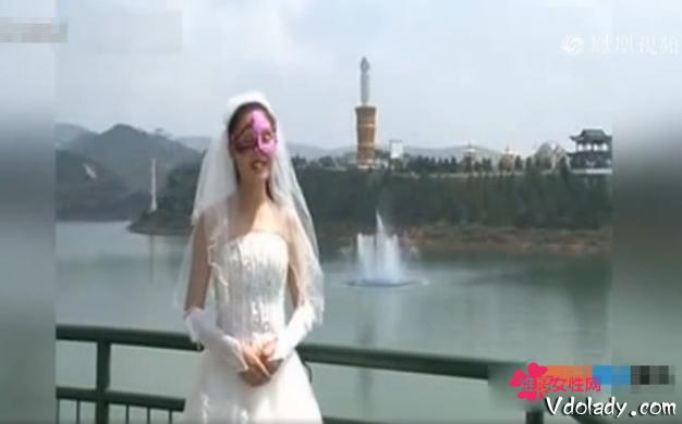 Fan cuồng mặc váy cưới tỏ tình với Ảnh Đế Trung Quốc bị cắm sừng - Ảnh 1.